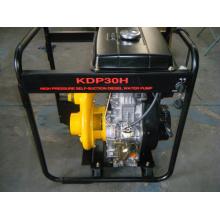 3 pulgadas de alta presión de hierro diesel bombas de agua