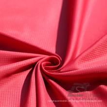 Wasser & Wind-resistent Outdoor Sportswear Daunenjacke Gewebte Phantom Plaid & DOT Jacquard 100% Nylon Fabric (N032BB)