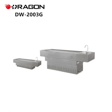 DW-2003G Mifunctional Electric Stainless Steel Lifting Forensic Dissection Table