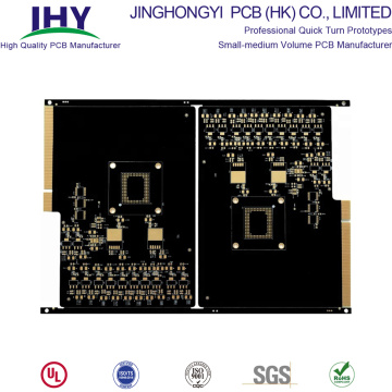 Fastest Sample Gold Finger PCB Prototyping From Shenzhen
