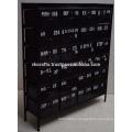 industrial vintage retro drawer cabinet