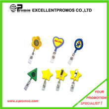 Various Shape Decorative Retractable Badge Holders (EP-BH107-111)
