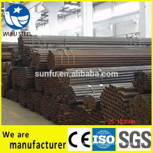 Manufacturer mild cold rolled steel pipe for window rods