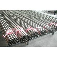 Venda quente de alta qualidade titânio tubos sem costura