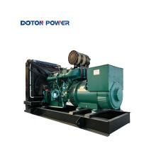 Electric Equipment Welder Silent Type 100KVA 80KW Power Diesel Generator