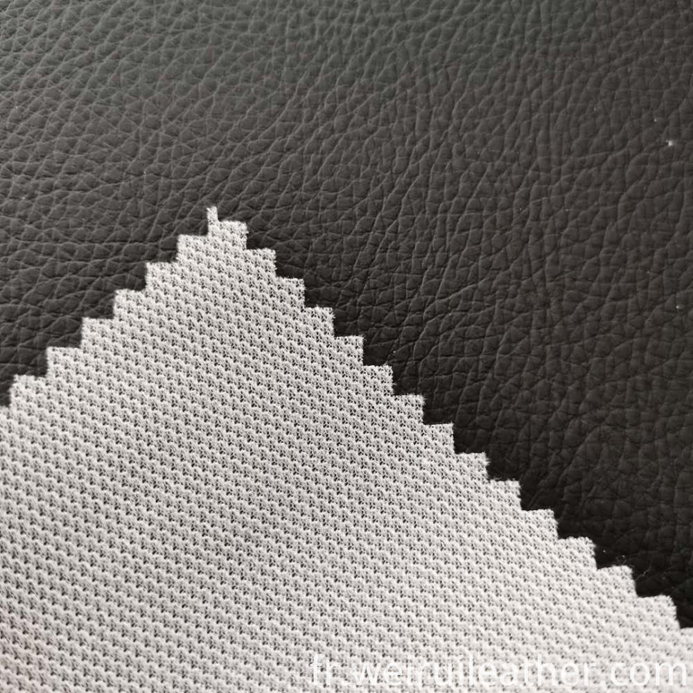 Natural Quality Pvc Leather