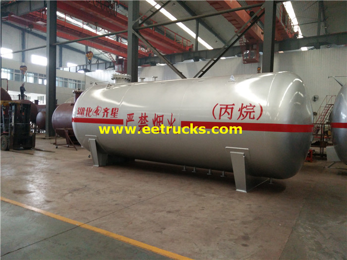 50000L 20MT Aboveground Propylene Tanks