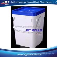 Quadratische Eimerformfirma der Plastikeinspritzung 20L