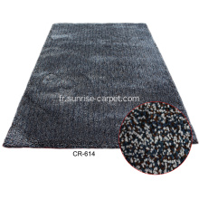 Microfibre Shaggy Rug mix Couleur