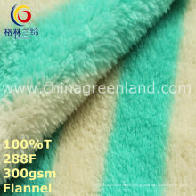 100%Polyester Printed Flannel Fabric for Pajamas Garment Textile (GLLML248)
