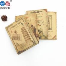 Caderno de notas de bolso A6 do tamanho da fonte de escritório do estudante (NP (A6) -Y-0017)