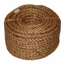 Wholesale in Bulk 8mm 3 Strand Jute Natural Hemp Rope