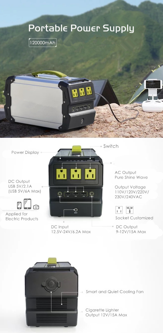 portable solar home system delight eco energy
