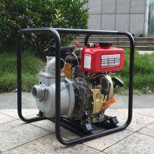 BISON (CHINA) Bomba de água do motor a diesel de tempo prolongado 5hp