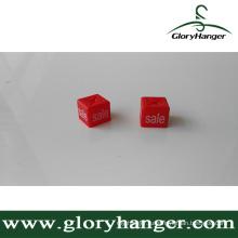 Пластиковые деревянные вешалка Sizer (GLPZ009)