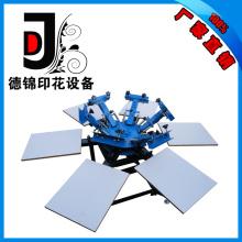 Doppelrad-Siebdruckmaschine