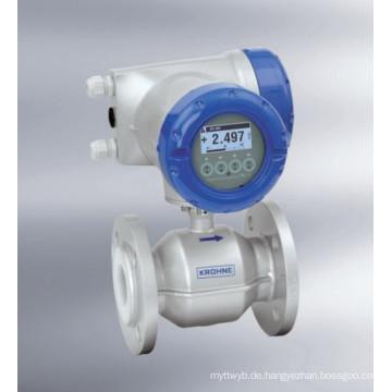 Krohne Elektromagnetischer Durchflussmesser (Optiflux2000 / 4000, IFC300)