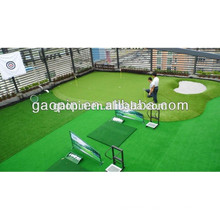 artificial golf simulator with high quality