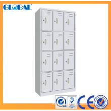 Global Steel Locker with point locking system