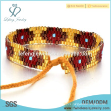 Cheap price diy bohemian jewelry colorful fashion bangle bracelet