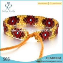 Cheap price diy bohemian jewelry colorful fashion bangle bracelet