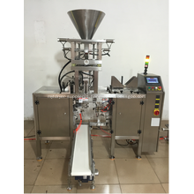 Premade Pouch Packing Machine With Filling Cup