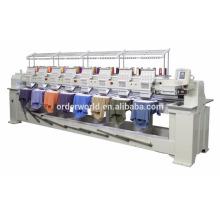 12 needles 8 heads cap embroidery machine