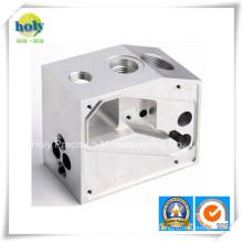 CNC Fräsen Aluminium Teile Metall Prototyp mit Bohren Service