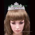 Elegante glänzende Rhinestone-Tiaras heiße Verkaufskrone