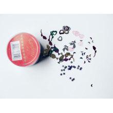 Valentineg glitter confetti