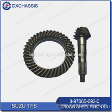 Genuine TFS Crown Wheel Pinion 9:41 8-97065-093-0