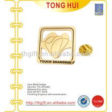 Сувенирный штырь / значки из цинкового сплава Touch Shanghai