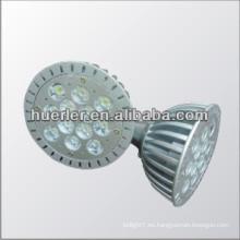 Proyección de luz llevada, precio de fábrica de CE / RoHs Ra> 80 proyector PAR38 del alto lumen 12w / 13w / 14w LED