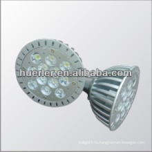 Светодиодный прожектор, CE / RoHs заводская цена Ra> 80 High Lumen 12w / 13w / 14w светодиодный прожектор PAR38