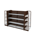 Supermarkt und Einzelhandel Backhole Display Shelving
