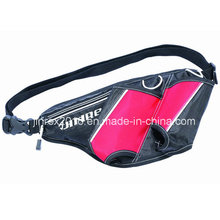 Sports Cycling Security Pocket Bag Two Waterbottle Waist Bag