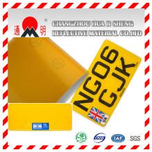 Cubrir reflexivo para matrícula de vehículo de Motor (TM8200)