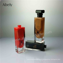 Frasco de Perfume em Vidro Designer com Lacagem Interna