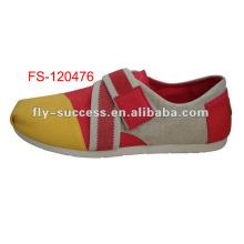 chaussures pas cher haut bateau bateau femme, chaussures de toile