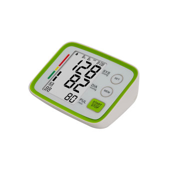 Mesin Penguji Darah Sphygmomanometer Digital BP Monitor