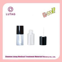 Embalagem pequena quente lábio lábio mini gloss tubo