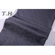 Estampado en caliente y estampado de tela de gamuza Sofá de tela