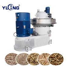Máquinas de pelotas de carvão ativado Yulong
