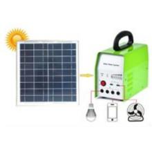 Oda20-12ah-R Solar Home System with Mini Fan