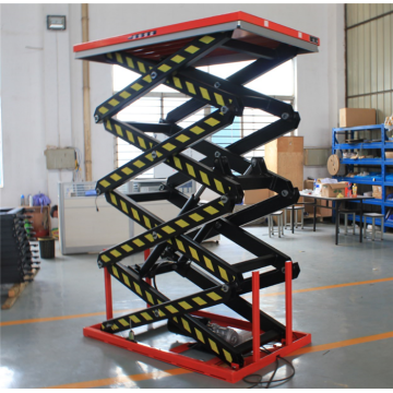 maliit na electric hydraulic mini scissor lift table