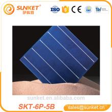 alta eficiência poli PID FREE célula solar 5BB células do painel solar