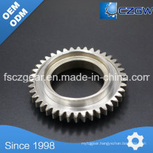 High Precision Customized Transmission Gear Sprocket for Various Machinery