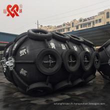 Fabriqué en Chine flottant marine garde-boue bateau en caoutchouc