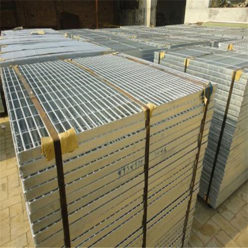 Hot-dipped galvanized Metal Bar Grating Packing