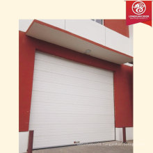 Doulbe-packing Place Big Flap Garage Door (MAX Width 12M), Aluminium Alloy Sliding Garage Door